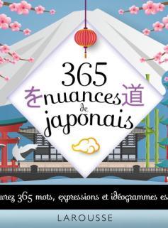 365 nuances de japonais