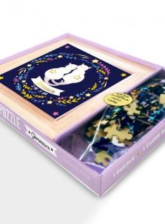 Astro-puzzle - Gémeaux