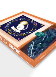 Astro-puzzle - Lion