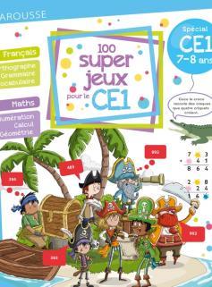 100 super jeux pour le CE1