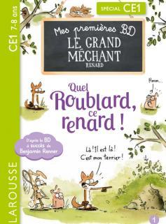 Mes premières BD le Grand Méchant Renard - Quel roublard, ce renard