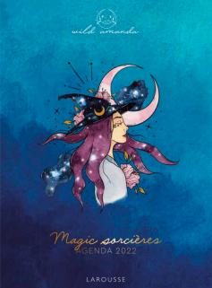 Magic sorcières - agenda 2022