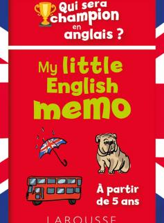 My little english memo