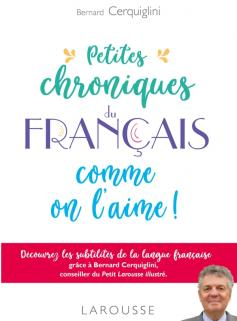 Petites chroniques du français