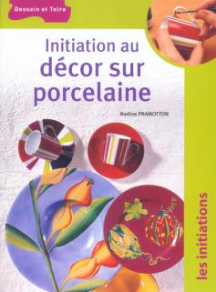 Initiation au décor sur porcelaine
