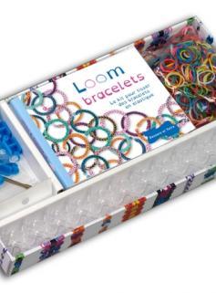 Bracelets à tisser (Loom bands)
