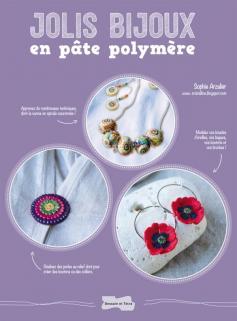 Jolis bijoux en pâte polymère