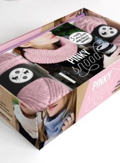 Pinky snood