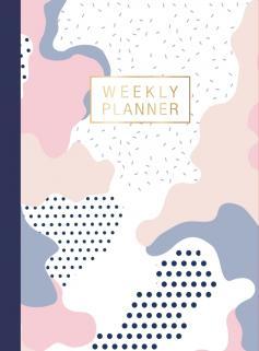 """Carnet """"Weekly planner"""""""