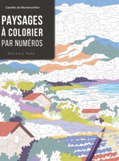 Paysages à colorier par numéro