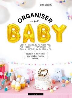 Organiser une baby shower