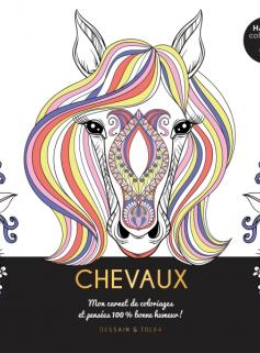 Chevaux - Happy coloriage
