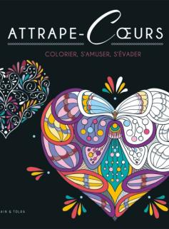 Coloriage Black - Attrape-coeurs