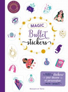 Magic bullet stickers