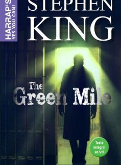 Harrap's The Green mile