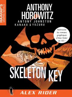 Harrap's- Alex Rider / Skeleton Key