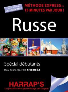 Harrap's méthode express russe - livre