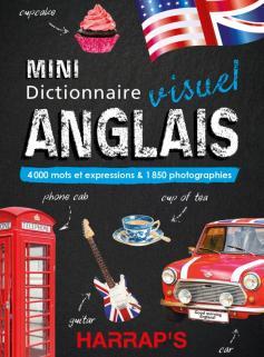 Harrap's Mini dictionnaire visuel Anglais