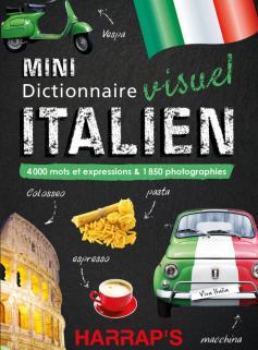 Harrap's Mini dictionnaire visuel Italien