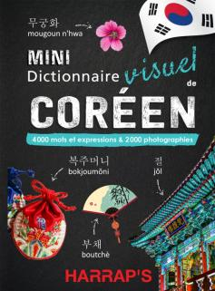 Harraps Dictionnaire visuel de coréen