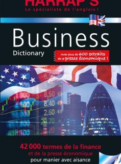 Harrap's Dictionnaire business
