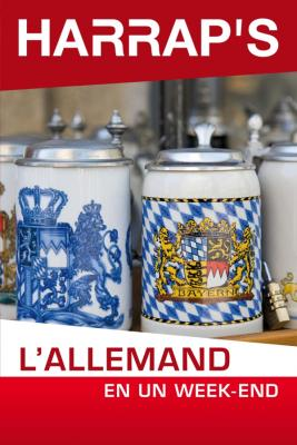 HARRAP'S L'ALLEMAND EN UN WEEK END