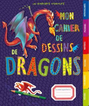 Mon cahier de dessins de dragons