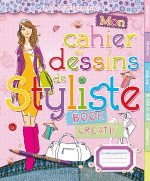 Mon cahier de dessins de styliste
