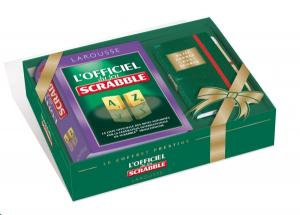 Officiel du Scrabble coffret version prestige