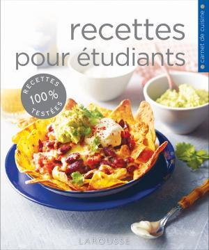 Recettes pour étudiants
