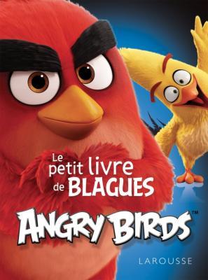 Le livre de blagues Angry Birds