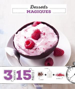 Desserts magiques