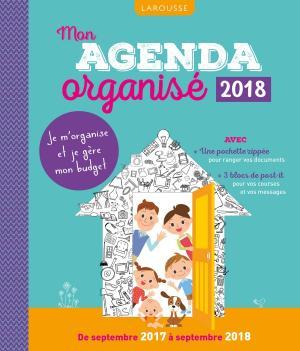 Mon agenda organisé 2018