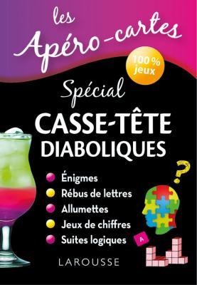 APERO CARTES SPECIAL CASSE-TETE