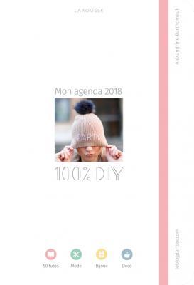 Mon agenda 2018 100% DIY