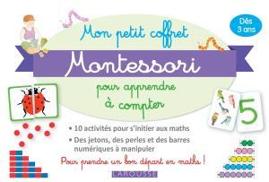 Mon petit coffret Montessori pour apprendre à compter