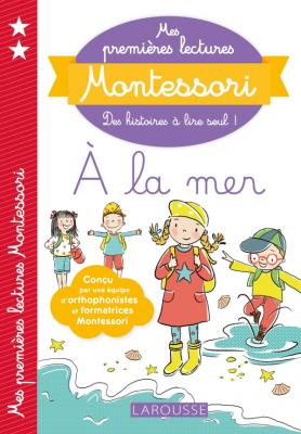 Mes premières lectures Montessori, À la mer