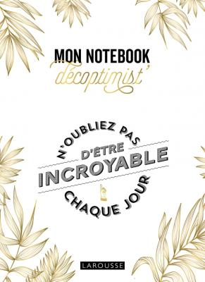 Mon notebook  décoptimist'