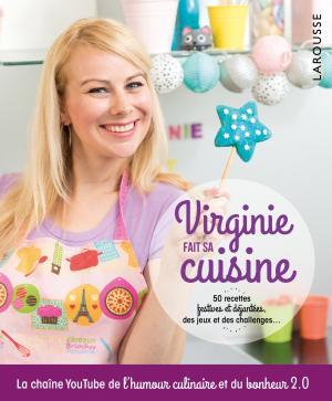 Virginie fait sa cuisine