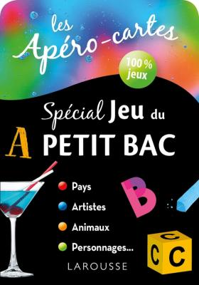 Apéro-cartes Jeu du Petit Bac