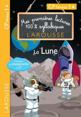 Premières lectures 100% syllabiques - La Lune