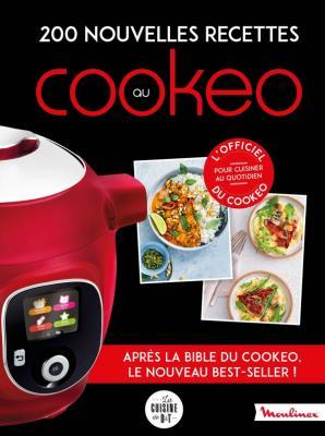 200 nouvelles recettes au Cookeo