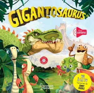 Livre-son Gigantosaurus
