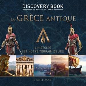 Assassin's creed Discovery Book  : la Grèce antique