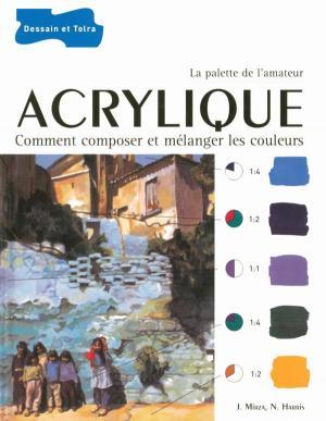 Acrylique - Comment composer et mélanger les couleurs
