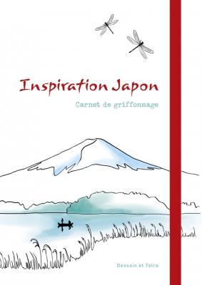 Carnet de griffonnage Inspiration Japon