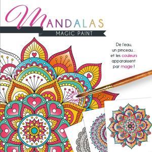 Magic Paint Mandalas