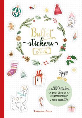 Bullet Stickers Noël