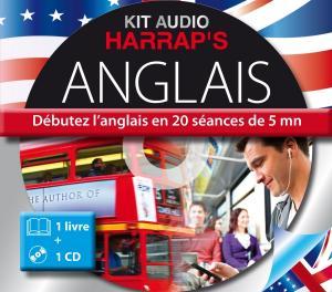 Harrap's Kit audio anglais - Débutez l'Anglais en 20 séances de 5 mn