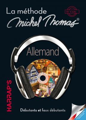 Harrap's méthode Michel Thomas Allemand débutant
